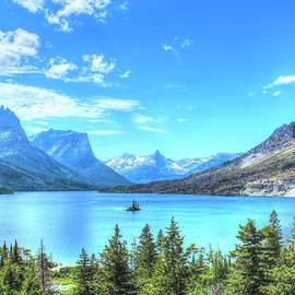 St Mary Lake by Lorraine Baum