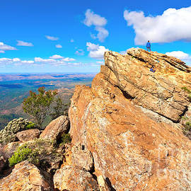 Bill  Robinson - St Mary Peak