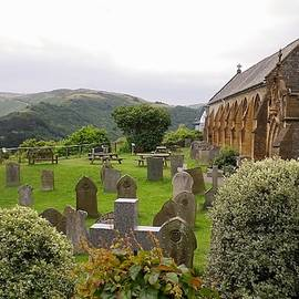 Richard Brookes - St Mary The Virgin Church Lynton Exmoor North Devon