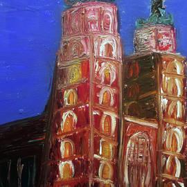 St. Mary's Church Kosciol Marjacki by Ania M Milo