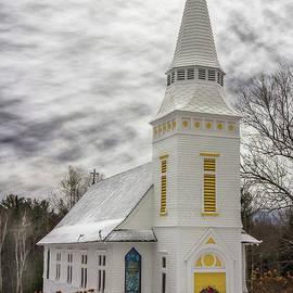 David Rucker - St. Matthews Chapel