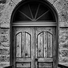 St Olafs Church Door by Stephen Stookey