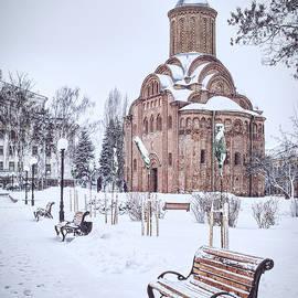 St. Paraskeve Church. Chernihiv, 2018. by Andriy Maykovskyi
