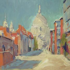 St Pauls London by Nop Briex