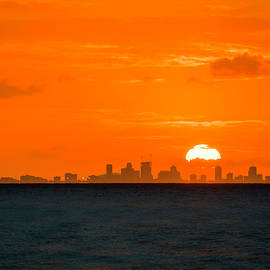 St. Pete Fireball by Marvin Spates