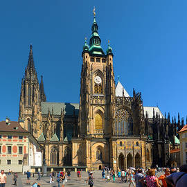 C H Apperson - St Vitus Cathedral