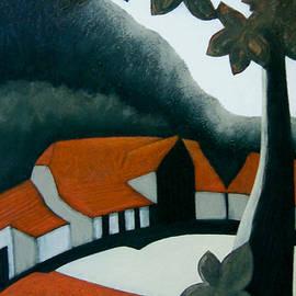Stableyard by Susan Lishman
