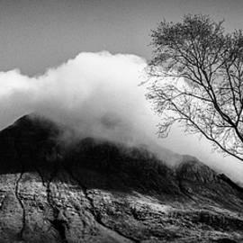Dave Bowman - Stac Pollaidh Clouds