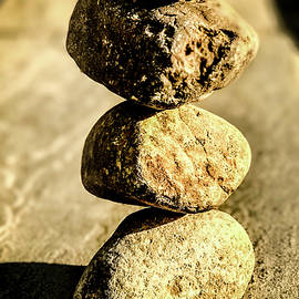 Stacked Rocks by Onyonet  Photo Studios