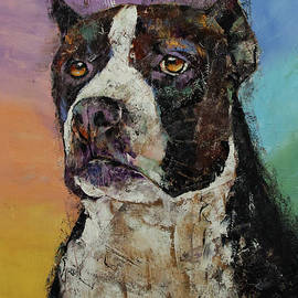 Staffordshire Terrier - Michael Creese
