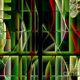 Stained Glass 2 by Jenny Revitz Soper