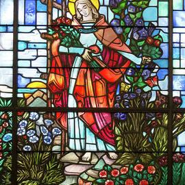 Ann Horn - Stained Glass Garden