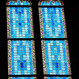 Sarah Loft - Stained Glass in Eltville 1