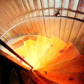 Staircase by Arlane Crump
