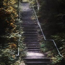 Stairway by Scott Norris