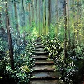 Lynn Carlson - Stairway to heaven
