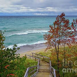 Rachel Cohen - Stairway to Lake Superior