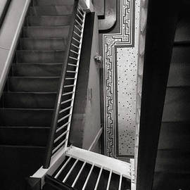 stairwell - HD Connelly