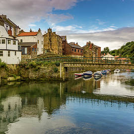 Staithes UpperHarbour