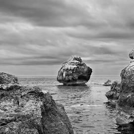 Standing Against Elements By Pedro Cardona by Pedro Cardona Llambias