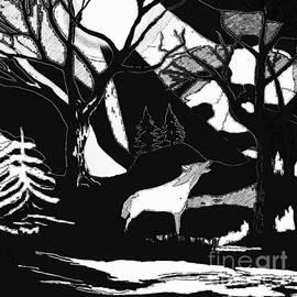 Karen Harding - Standing in the Moonlight