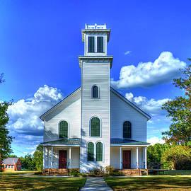 Reid Callaway - Standing Tall White Plains Baptist Church Greene county Georgia Art