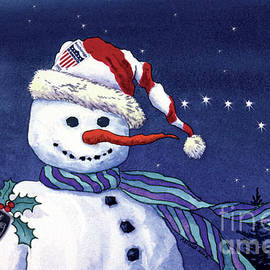 Standing Watch This Holiday Season by Teresa Ascone