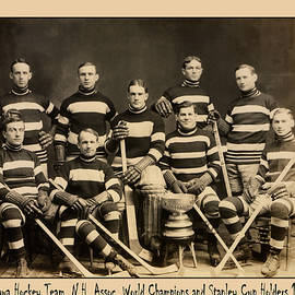 Andrew Fare - Stanley Cup 1911