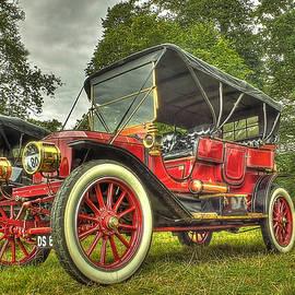 Stanley Steam Car by Catchavista