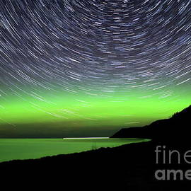 Dale Niesen - Star Trails and Sleeping Bear Dunes