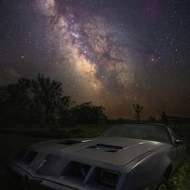 Aaron J Groen - Stardust and Rust - Firebird