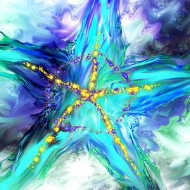 Abstract Angel Artist Stephen K - Starfish Dreams