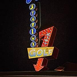 Starlux Miniature Golf by Kristia Adams