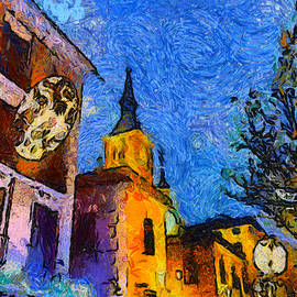 Alan Armstrong - Starry Madrid Tribute To Vincent