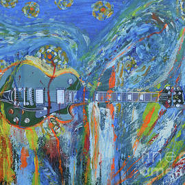 To-Tam Gerwe - Starry Night with Lespaul