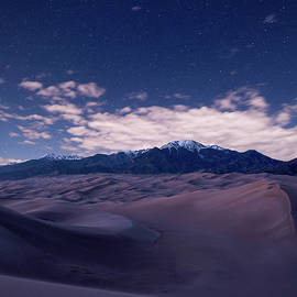 Aaron Spong - Stars over the Great Sand Dunes