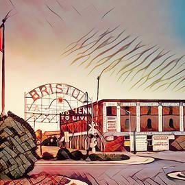 State Street In Bristol by Jim Love