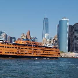Christopher James - Staten Island Ferry