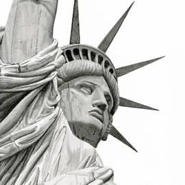 Statue of Liberty - Sarah Batalka