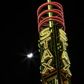 Stephen Stookey - Stax Records Tower and Moon