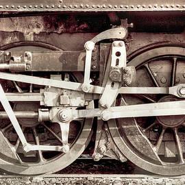 Steam Engine by John Magyar Photography