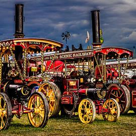 Chris Lord - Steam Power