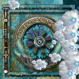 Digital Art Cafe - Steam Punk Art