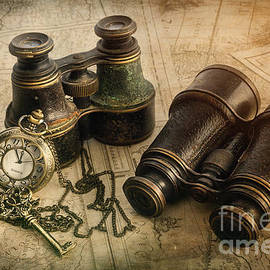 Ann Garrett - Steampunk Travel Plans