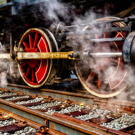 Steel And Steam by Christopher Holmes