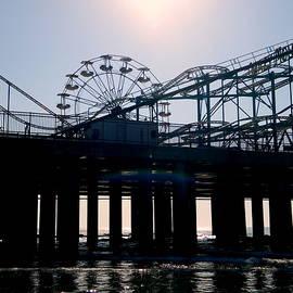 Arlane Crump - Steel Pier Atlantic City, NJ