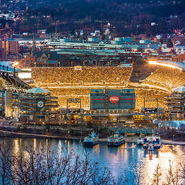 Steelers Sunday by John Duffy