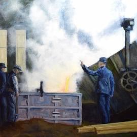 Sinclair Goudie - Steelworkers #2