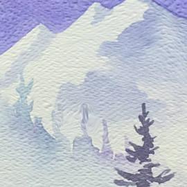 Steep Mountain by Teresa Ascone