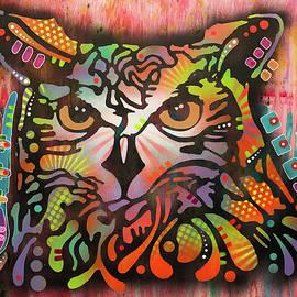 Stencil Owl - Dean Russo